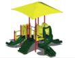 Pacific Play Systems 2-12 Commercial Playground Equipment